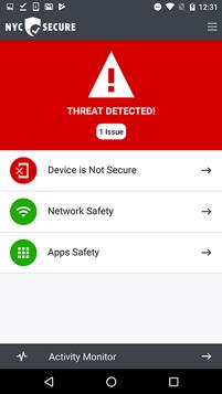 NYC Secure App