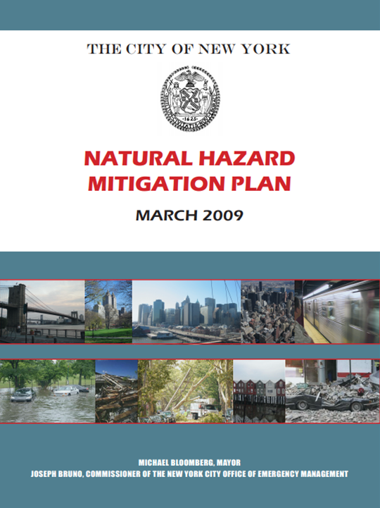 2009 Hazard Mitigation Plan