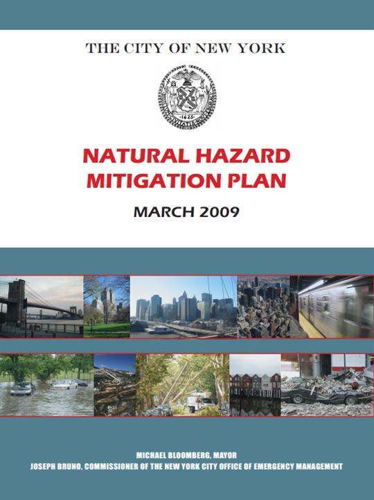 2009 Hazard Mitigation Plan