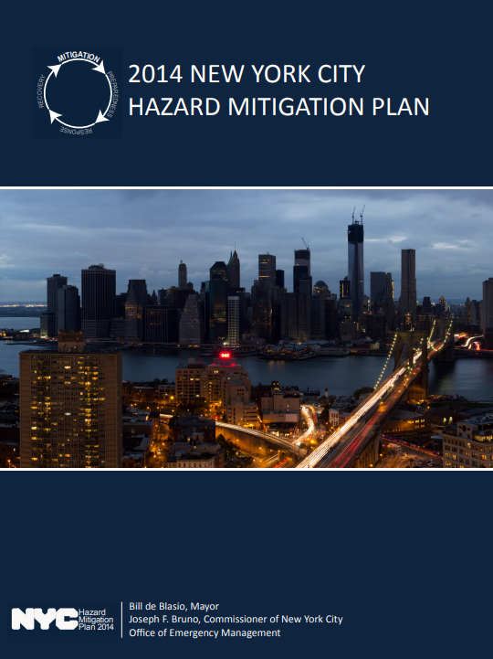 2014 New York City Hazard Mitigation Plan