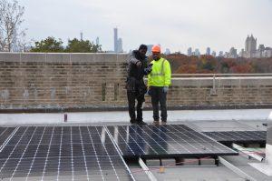 Solar Panel installations.